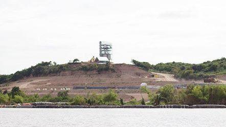 Interpusieron un amparo ambiental por la extracción de arenas silíceas en Diamante