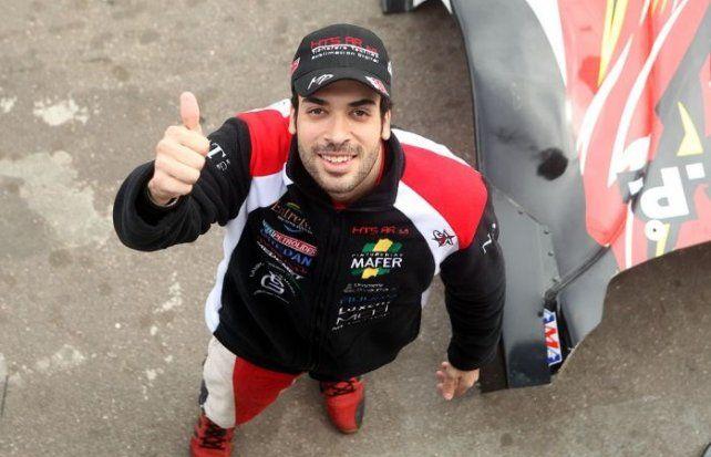Martín Ponte vuelve al TC después de un largo tiempo