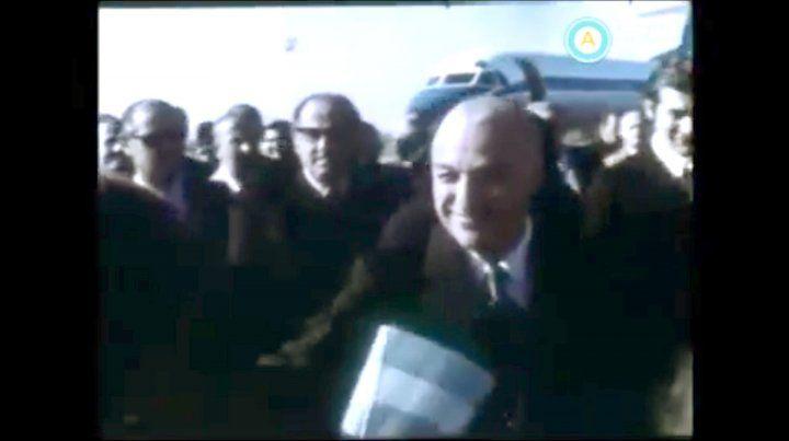 El día que López Rega conoció a su esposa en Paraná