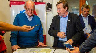 Varisco presentó un nuevo e intensivo plan de bacheo y pavimentación