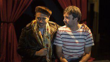 La extraordinaria vida de Jorge Valente. Teatro en sala Arandú.