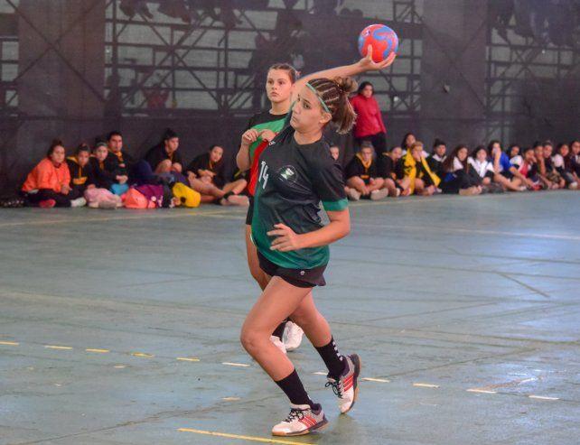 Estudiantes de Concordia, semifinalista del Nacional de Handbol