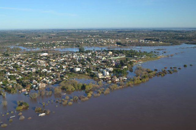 Colón prepara planteo legal contra la CTM por las inundaciones