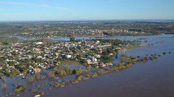 colon prepara planteo legal contra la ctm por las inundaciones