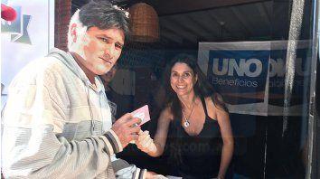 el tc y diario uno despiertan las pasiones en concepcion del uruguay y concordia