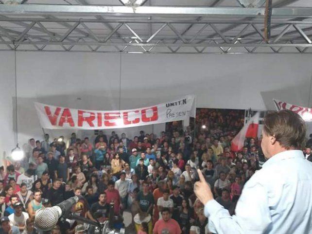 Varisco: Los peronistas de Casa de Gobierno no están haciendo nada por Paraná