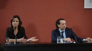 Carolina Stanley y Dante Sica hablaron sobre el índice de pobreza: Hoy es un día triste