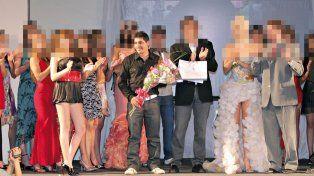 Otros tiempos. Celis se había encaminado como empresario al organizar un desfile en el Club Echagüe en 2009