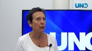 Liliana Barbagelata en UNO TV.