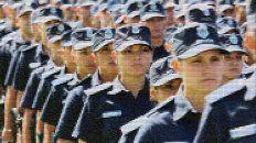 mujeres policias reclaman una ley que las proteja de los abusos dentro de la fuerza