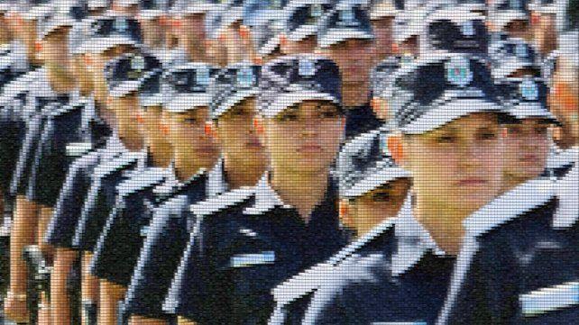 Mujeres policías reclaman una Ley que las proteja de los abusos dentro de la fuerza
