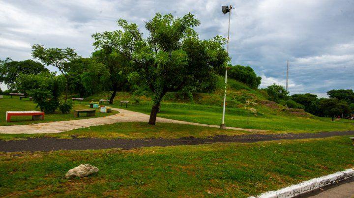 Se inicia la obra de puesta en valor del Parque Humberto Varisco