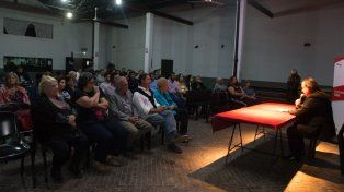La Comuna celebró los 20 años del Juanele