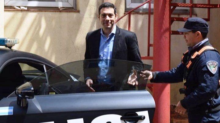 Enojado. El ministro de Misiones criticó el fallo del juez Alonso. Foto: Misiones Online