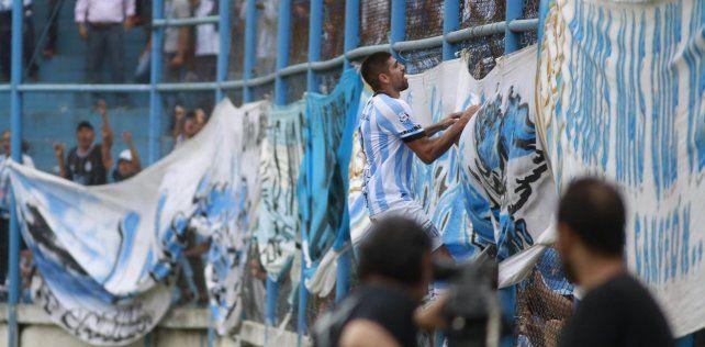 Atlético Tucumán vivió su fiesta en su casa
