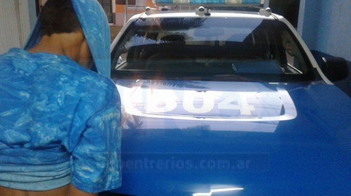 El fin de semana la Policía de Paraná detuvo a 53 personas