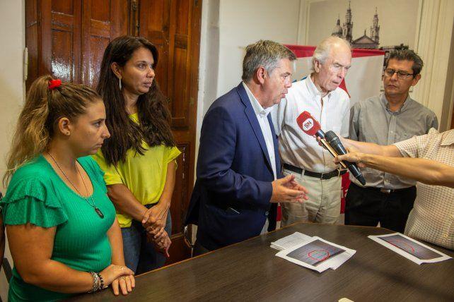 El Municipio negó su responsabilidad por el paro de colectivos
