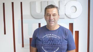 A largo plazo. Omar Verón encabeza un proceso en Unión Agrarios que inició en 2015. En este lapso consiguió tres títulos en la Liga de Paraná Campaña y disputó una final nacional.