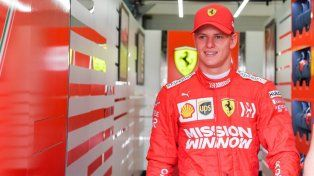 A casiuna década de la última carrera de Michael Schumacher con la casa italiana