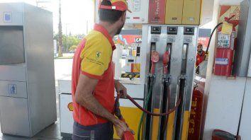 shell rebajo 4,5% su ultimo aumento en los combustibles para no perder competitividad