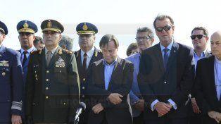 Aplausos y mucha emoción en el desfile en honor a los Veteranos de Malvinas