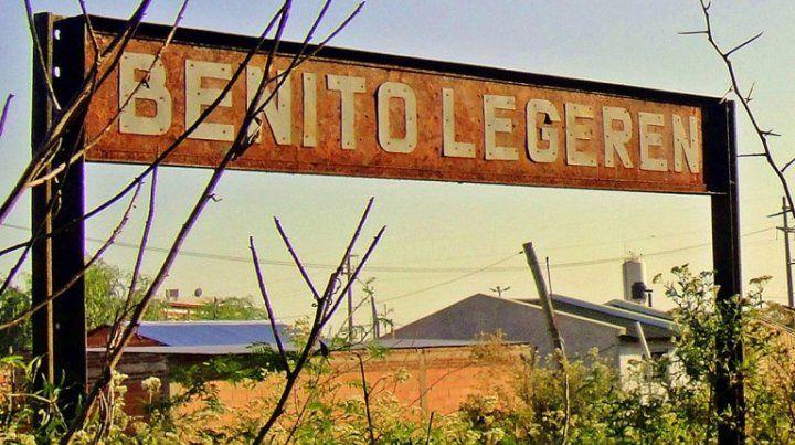 El asesinato ocurrió en la zona del Club AtléticoJuventud UnidadeBenito Legerén.