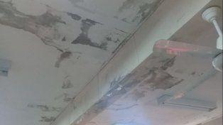 Agmer constató deficiencias edilicias en escuelas de Federal