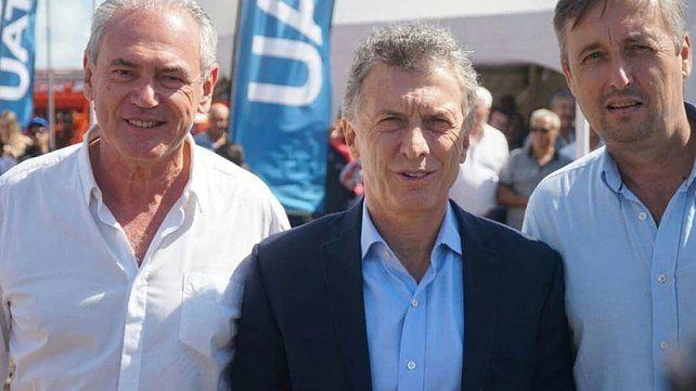Macri llega a Gualeguay y Gualeguaychú en medio de las especulaciones