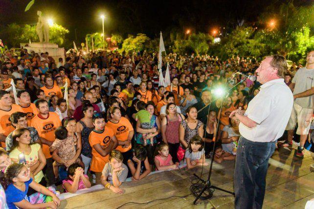 Varisco: Las obras en Paraná son nacionales y municipales