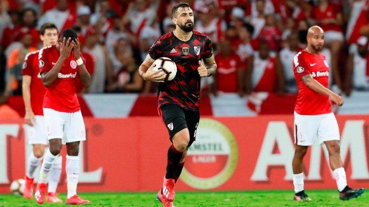 El Millonario obtuvo un valioso punto en Brasil
