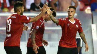 Independiente goleó a Binacional en el Libertadores