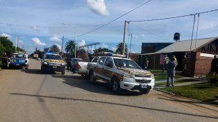 Megaoperativo anticuatreros en Bovril: persecución de película culminó con un detenido