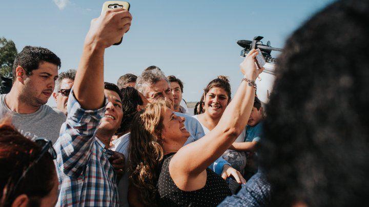 Selfies.