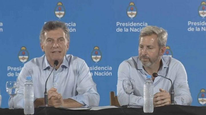 No hay plan V: Macri confirmó que Vidal será candidata a gobernadora