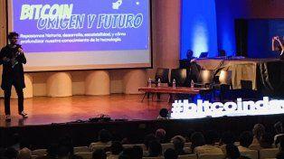 Franco Amati habló sobre el Origen y futuro de bitcoin.