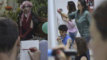 el club de dibujo celebra sus 3 anos en el casal de catalunya