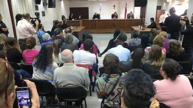 Condenaron al cura Marcelino Moya a 17 años de prisión efectiva