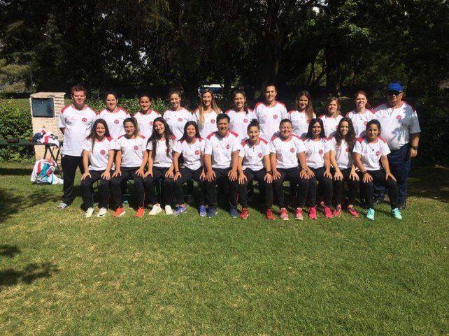El equipo completo de la LPF