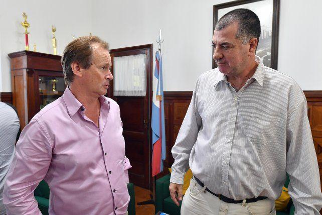 Bordet se comprometió a implementar la Ley Micaela en la provincia
