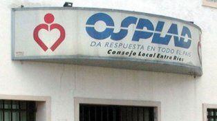 Hay 11 mil entrerrianos afectados por el corte de Osplad
