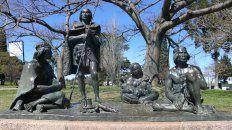 Charrúas. Víctimas de terrorismo de estado, recordadas en el Uruguay.