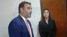 Alejandro Canepa, presidió el tribunal de Casación y realizó la lectura de la resolución