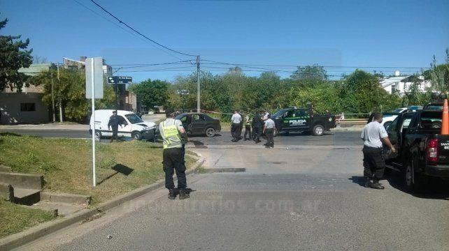 Tras robar en Santa Fe escaparon y fueron detenidos en Paraná