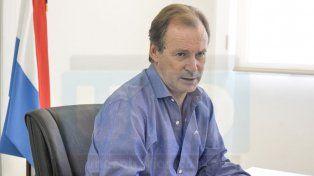 Bordet..El gobernador sostiene posturas similares a Uñac y Arcioni.