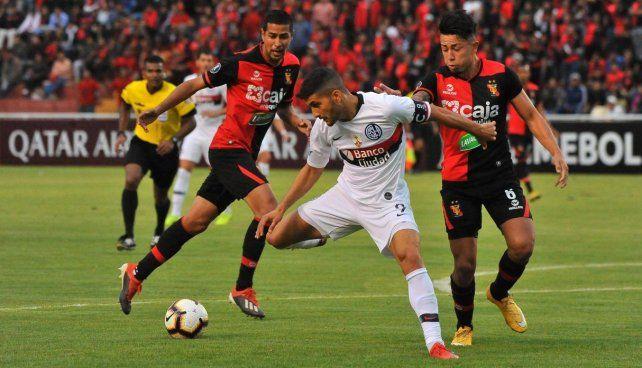 San Lorenzo va por una victoria que lo acerque a la siguiente fase