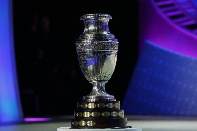 Argentina y Colombia serán sedes de la Copa América 2020