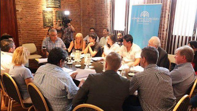 Aumento de colectivo: Este jueves el Concejo Deliberante tratará dos dictámenes