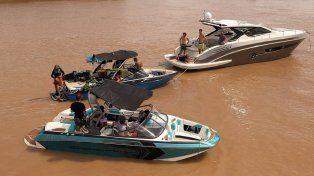 Paraná demostró que sigue en lo más alto del wakeboard argentino