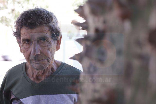 José Mario Mota. Trabajador de Coceramic.