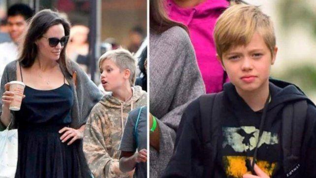 A los 12 años la hija de Angelina Jolie y Brad Pitt comenzó un tratamiento para cambiar de género